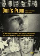 Don's Plum - German DVD cover (xs thumbnail)