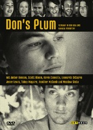 Don's Plum - German DVD movie cover (xs thumbnail)