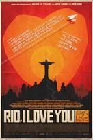 Rio, Eu Te Amo - Movie Poster (xs thumbnail)