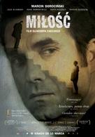 Milosc - Polish Movie Poster (xs thumbnail)