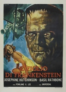 Son of Frankenstein - Italian Re-release movie poster (xs thumbnail)