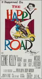 The Happy Road - Movie Poster (xs thumbnail)