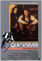 Quicksilver - Spanish Movie Poster (xs thumbnail)