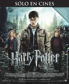 Harry Potter and the Deathly Hallows: Part II - Chilean Movie Poster (xs thumbnail)