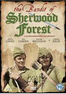 The Bandit of Sherwood Forest - British Movie Cover (xs thumbnail)