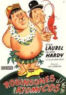 Atoll K - Spanish Movie Poster (xs thumbnail)
