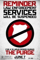 The Purge - Movie Poster (xs thumbnail)