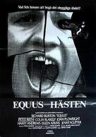 Equus - Swedish Movie Poster (xs thumbnail)