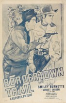 Bordertown Trail - Movie Poster (xs thumbnail)