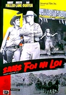 Incident at Phantom Hill - French Movie Poster (xs thumbnail)