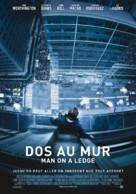 Man on a Ledge - Swiss Movie Poster (xs thumbnail)