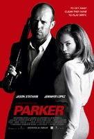 Parker - Danish Movie Poster (xs thumbnail)