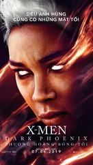 Dark Phoenix - Vietnamese Movie Poster (xs thumbnail)