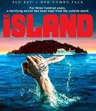 The Island - Blu-Ray movie cover (xs thumbnail)