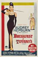 Breakfast at Tiffany's - Australian Movie Poster (xs thumbnail)