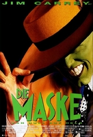 The Mask - German Movie Poster (xs thumbnail)