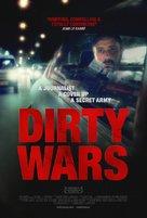 Dirty Wars - British Movie Poster (xs thumbnail)