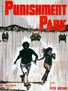 Punishment Park - French Movie Poster (xs thumbnail)