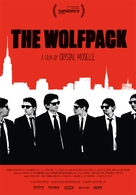 The Wolfpack - Swiss Movie Poster (xs thumbnail)