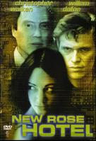 New Rose Hotel - German DVD cover (xs thumbnail)