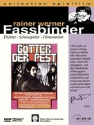 Götter der Pest - German DVD cover (xs thumbnail)