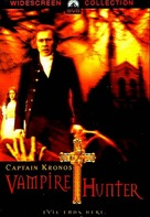 Captain Kronos - Vampire Hunter - DVD cover (xs thumbnail)