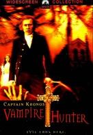 Captain Kronos - Vampire Hunter - DVD movie cover (xs thumbnail)