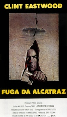 Escape From Alcatraz - Italian Theatrical movie poster (xs thumbnail)