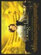 Being Julia - British Movie Poster (xs thumbnail)