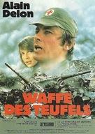 Le toubib - German Movie Poster (xs thumbnail)
