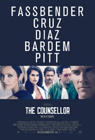 The Counselor - British Movie Poster (xs thumbnail)