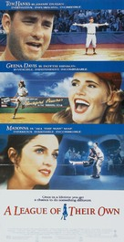 A League of Their Own - Australian Movie Poster (xs thumbnail)
