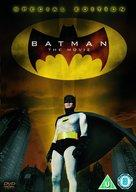 Batman - British DVD cover (xs thumbnail)