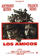 Amigos, Los - French Movie Poster (xs thumbnail)