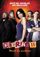 Clerks II - Czech DVD movie cover (xs thumbnail)