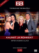 """The Bold and the Beautiful"" - Finnish DVD cover (xs thumbnail)"
