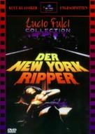 Lo squartatore di New York - German DVD movie cover (xs thumbnail)