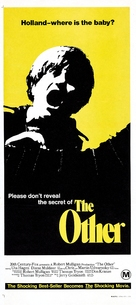 The Other - Australian Theatrical movie poster (xs thumbnail)