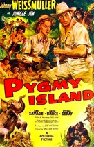 Jungle Jim in Pygmy Island - Movie Poster (xs thumbnail)