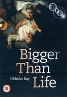 Bigger Than Life - British DVD movie cover (xs thumbnail)