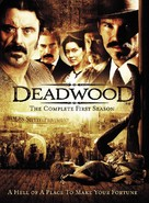 """Deadwood"" - DVD movie cover (xs thumbnail)"