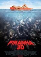 Piranha - Croatian Movie Poster (xs thumbnail)