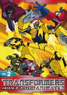 """Transformers: Animated"" - Japanese DVD movie cover (xs thumbnail)"