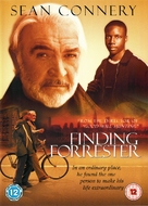 Finding Forrester - British DVD cover (xs thumbnail)