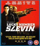 Lucky Number Slevin - British Blu-Ray cover (xs thumbnail)
