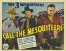 Call the Mesquiteers - Movie Poster (xs thumbnail)
