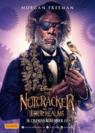 The Nutcracker and the Four Realms - Australian Movie Poster (xs thumbnail)