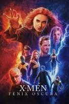 X-Men: Dark Phoenix - Spanish Video on demand movie cover (xs thumbnail)