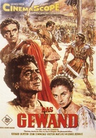 The Robe - German Movie Poster (xs thumbnail)
