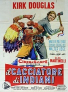 The Indian Fighter - Italian Movie Cover (xs thumbnail)